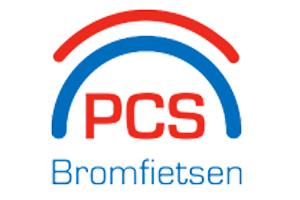 Logo PCS Bromfietsen Purmerend