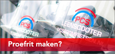PCS Brommers, Scooters & Motorscooters in Purmerend
