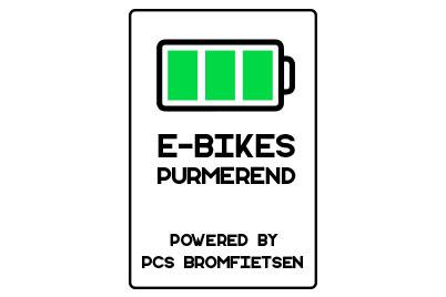 Logo E-Bikes Purmerend